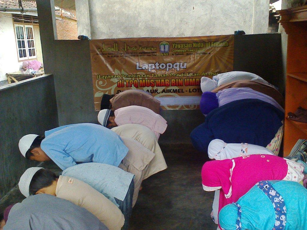 satu_rumah_mushaib_lombok