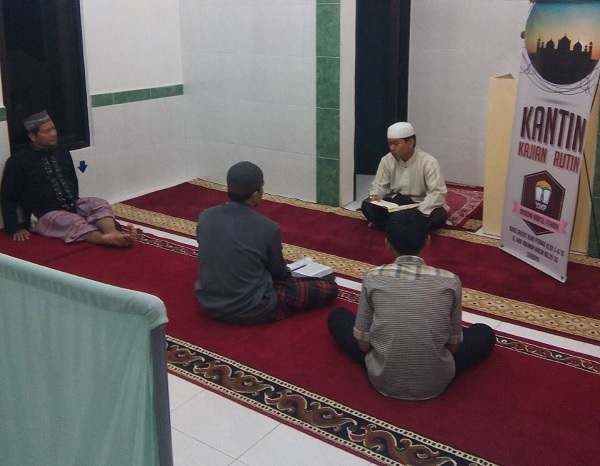 Kantin (Kajian Rutin) Masjid al misbah sambi arum