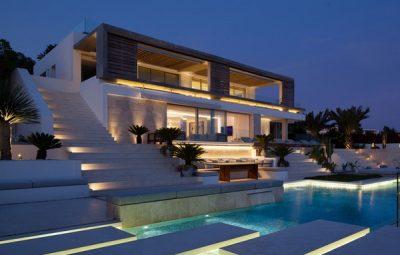 arsitek rumah mewah minimalis