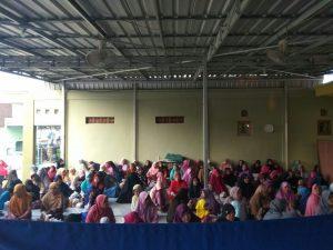 Burka Masjid Almuhsinin Gresik 4